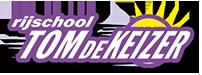 Rijschool Tom de Keizer Logo